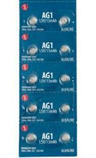 20 x AG1 364A 364 SR621SW LR621 LR60 CX60 Alkaline Watch Battery US SHIPER