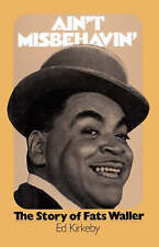 Ain't Misbehaving: The Story Of Fats Waller (Da Capo Paperback)-ExLibrary