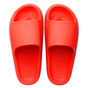 Colorful Sandals Ultra-Soft Slippers Cloud Shoes Anti-Slip Home Rubber Shoes