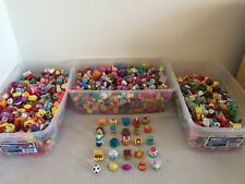 💝Shopkins Random Lot of 50- Season 1 2 3 4 5 6 7 8 9 No Duplicates & Bags💝