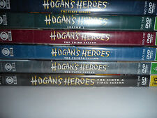 HOGANS HEROES THE COMPLETE SERIES BRAND NEW SEALED REGION 4
