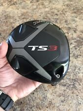 Titleist TS3 9.5* (Driver Head Only) w/Head Cover