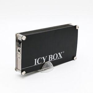 "Icy Box IB-351U-B Externes Gehäuse für 3,5"" Festplatte"