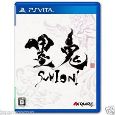 Used PS Vita Sumioni SONY PLAYSTATION JAPANESE IMPORT
