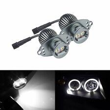 2x 20W LED Angel Eyes Feux de jours Blanc Xenon 12V Pour BMW SÉRIE 3 E90 ET E91