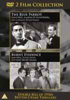 Nuovo The Blu Pappagallo/Bruciato Prova DVD