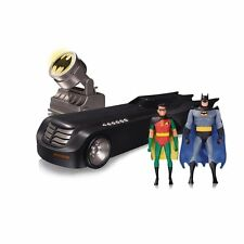 *NEW* DC Comics Batman The Animated Series: Batmobile Deluxe Set Action Figure