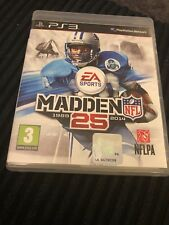 Madden NFL 25 (PS3) VideoGames used PlayStation