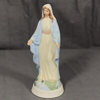 "Roman Inc Virgin Mary Madonna Earth World Globe Mother Jesus Figure 5"" 2000"