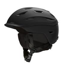 Smith Level Snow Helmet - Men's - Small / Matte Black