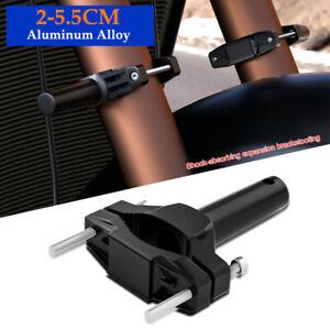 Motorcycle Fork Clamp Headlight Turn Signal Mount Holder Aluminum Bracket Kit