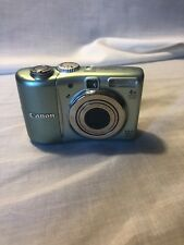 Canon PowerShot A1100 IS 12.1MP Digital Camera 4X Optical Zoom 2.5 inch Tested