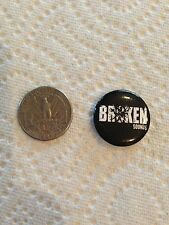 Broken Sounds collectible pins***Bag of 27 identical pins