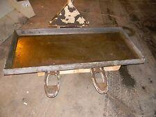 Turn Nado   turnnado   South bend lathe 17 inch Chip pan  64-1/2 long
