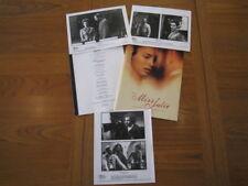 Miss Julie Movie Press Kit Photos Saffron Burrows