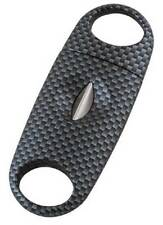 XIKAR VX V-Cut Cigar Cutter - Carbon Fiber Look 155CF