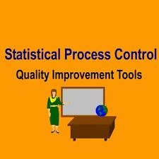 Statistical Process Control (SPC) Training Kit for Six Sigma