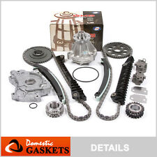 97-02 Ford F-150 E-150 Excursion 5.4L SOHC Timing Chain Water Oil Pump Kit