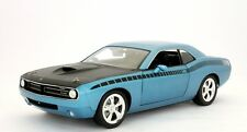 PLYMOUTH CUDA CONCEPT B5 BLUE 2011 HIGHWAY 61 50826 1/18 BLEU  BLAU