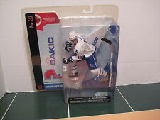 McFarlane Joe Sakic Figure NHL Series 5 Canada Series Quebec Nordiques Variant