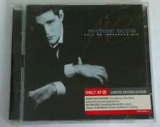 MICHAEL BUBLÉ Call Me Irresponsible CD + DVD Limited Edition 2007