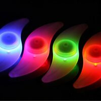 Colors Road Bike Mountain Bike Riding Cycling Bicycle LED Spoke Light Lamp