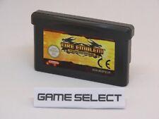 FIRE EMBLEM THE SACRED STONES NINTENDO GAME BOY ADVANCE GBA e DS NDS PAL EU EUR