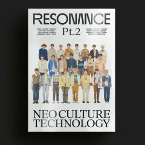 NCT [ The 2nd Album RESONANCE Pt.2 ] (Departure Ver.) + Free Track (PreOrder)