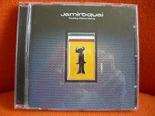 CD – JAMIROQUAI: TRAVELLING WITHOUT MOVING – ACID JAZZ SOUL FUNK