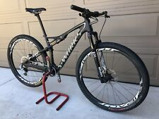 2015 Specialized S-Works Epic 29 Roval Carbon Wheels Size: Med. Overhauled!!