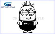 1 Stück SMART Minion Aufkleber - Sticker - Decal !-!-!