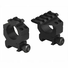 CCOP Tactical Rings with Top Rail for 1 inch tube Rifle Scope Medium AR-R1006WM