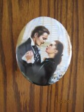 """W.L. George Fine China Gone With The Wind """"The Proposal"""" Music Boxes Numbered"""