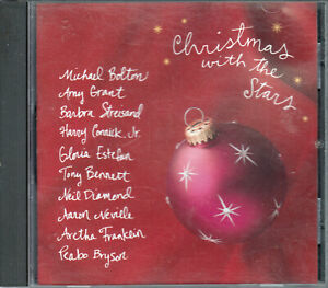 CHRISTMAS WITH THE STARS - Various Artists - CD 1995
