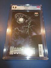 Moon Knight #1 1:25 Hotz Variant CGC 9.8 NM/M Gorgeous gem Wow