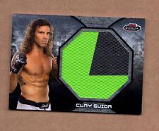 2013 Finest UFC Jumbo Fight Mat Relics #FFMCG Clay Guida