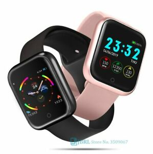 Nouvelle Montre Sport Intelligente Smartwatch Android IOS Tracker Fitness Cardio