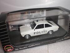 Trofeu SMNC027 - Ford Escort MKII Dansk Politi - 1:43 Made in China