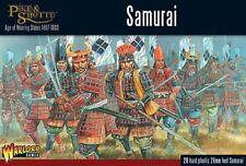 Pique & Shotte Samouraï 28mm warlord games RONIN SAMOURAÏ JAPON Warrior HO