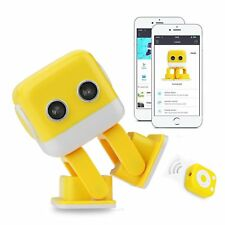 Smart Remote Control cubee Robot Bluetooth Dancing Speaker Electronic Walking To