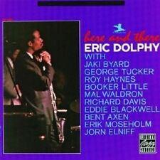 Eric Dolphy-Here & There CD NUOVO