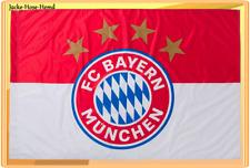 FC Bayern 11852 Fahne Logo