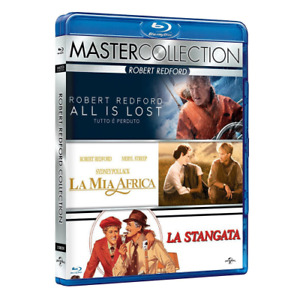 ROBERT REDFORD - Master Collection (3 Blu-ray)