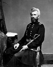New 8x10 Civil War Photo: Union - Federal General Robert H. Milroy