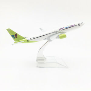 Collection 1:400 Boeing 737 Jin Air Alloy Aircraft Model Airplane Toys Gift