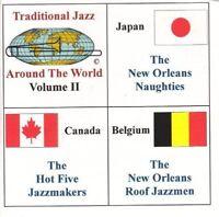 Traditional Jazz Around the World Vol 2 [CD]