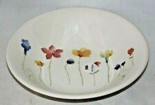 Royal Stafford Spring Multi-Color Floral Porcelain Large Serving Bowl New