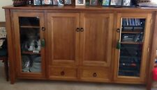 Television/media entertainment cabinet