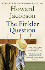 The Finkler Question by Howard Jacobson (Paperback, 2011)