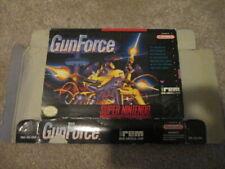 Gun Force (Super Nintendo SNES) box only